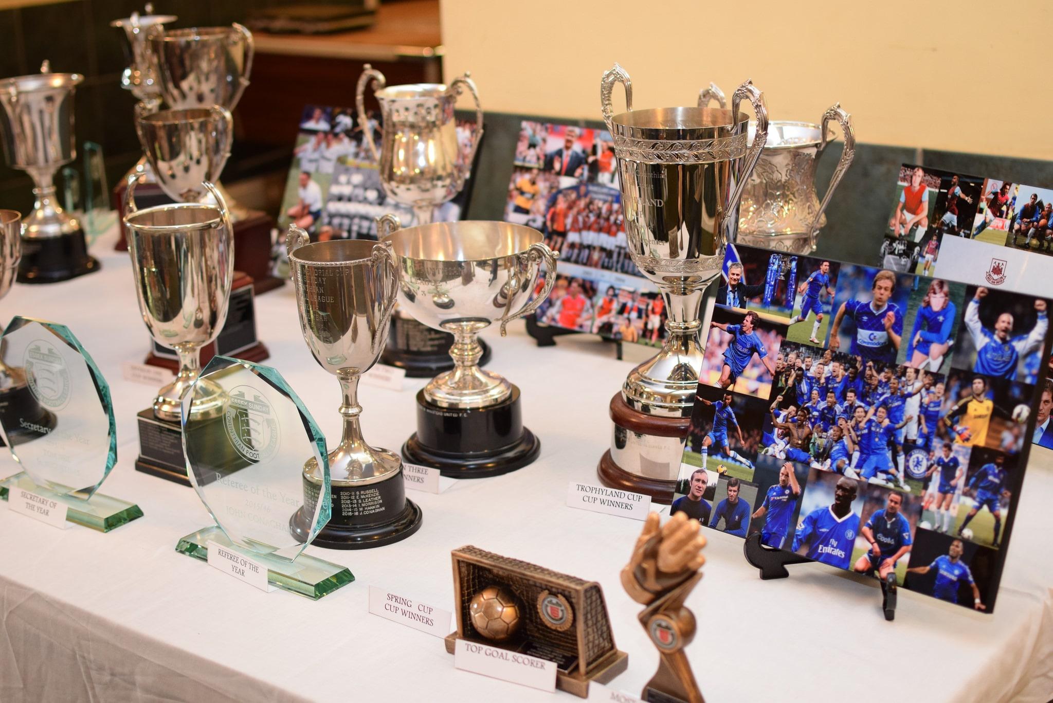 Essex Sunday Corinthian Football League - Homepage