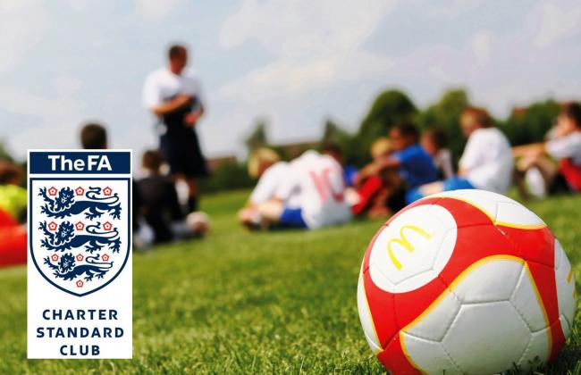 Why grassroots football clubs should consider Charter Standard accreditation