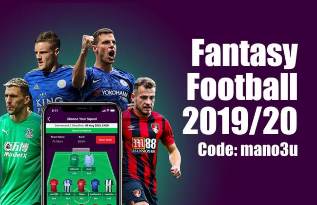 Sign up to the Corinthian Fantasy Football League