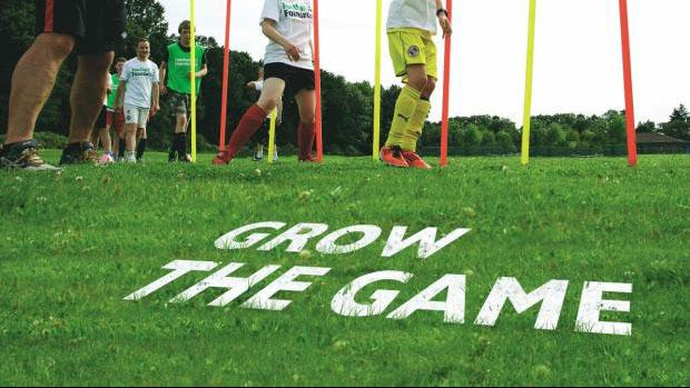 Funding for new grassroots football teams