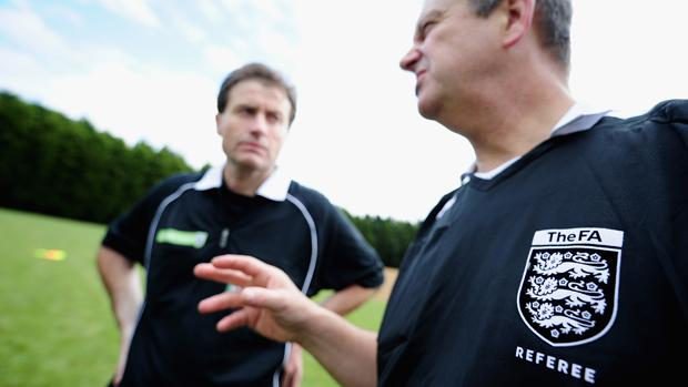 Essex FA Referee Development Practical Workshops