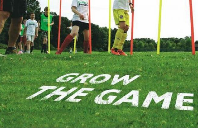 Grow the Game funding available to new teams