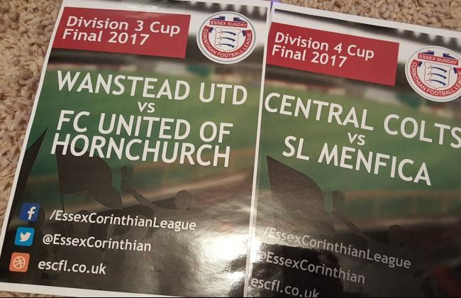 CUP FINAL PREVIEWS: Division 3 Cup and Division 4 Cup