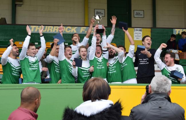 WEEK 34 REVIEW: Day of celebration for Chingford Celtic and Upshire