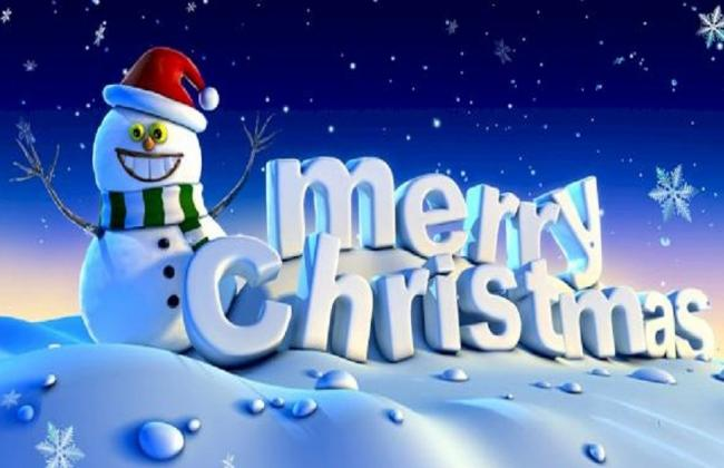Wishing everybody a very Merry Christmas