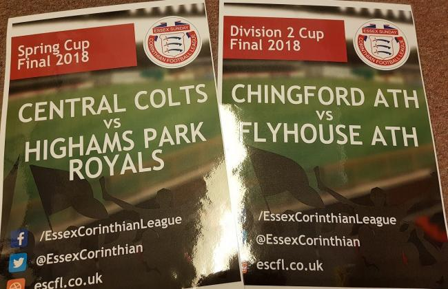 CUP FINAL PREVIEWS: Spring Cup and Division 2 Cup finals