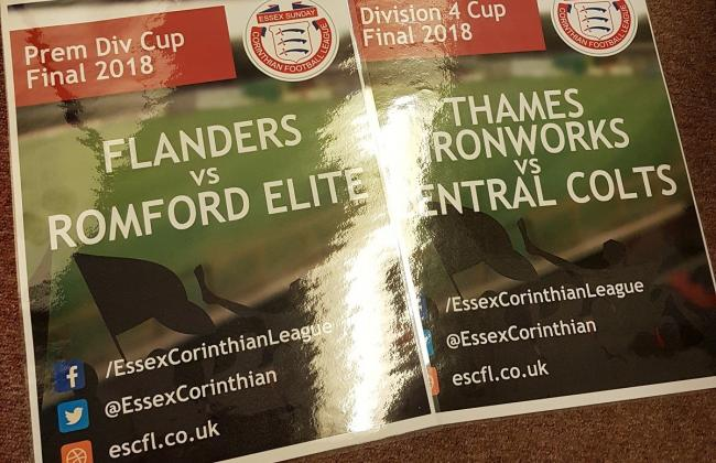 CUP FINAL PREVIEW: Premier Division Cup and Division 4 Cup Finals