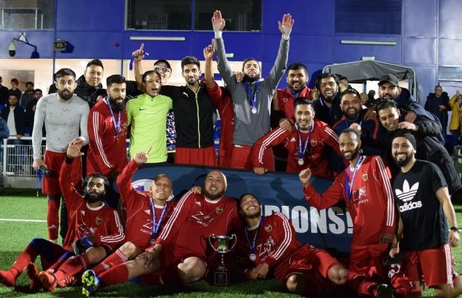 Asianos Reserves crowned Division Four Cup winners