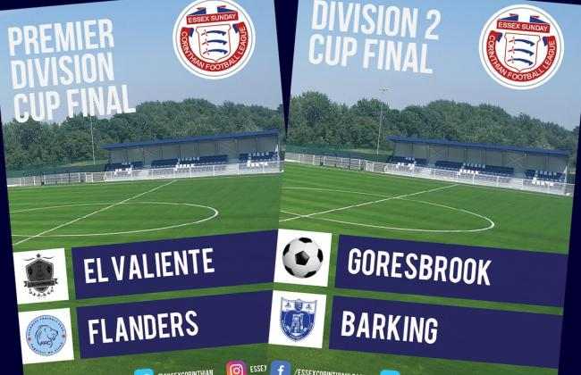 CUP FINALS PREVIEW: Premier Division and Division 2 Cup competitions reach climax