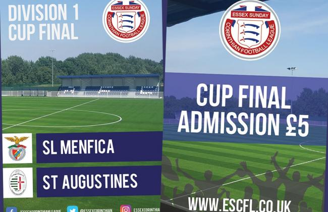CUP FINAL PREVIEW: SL Menfica take on St Augustines in Division 1 Cup finale