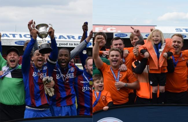 Dagenham United and Repton Park secure coveted silverware