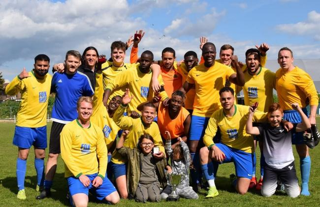 Glorious West Essex Charity Trophy victory for Royal Albert
