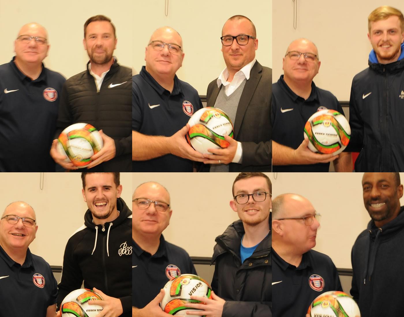 Congratulations to latest sportsmanship award winners