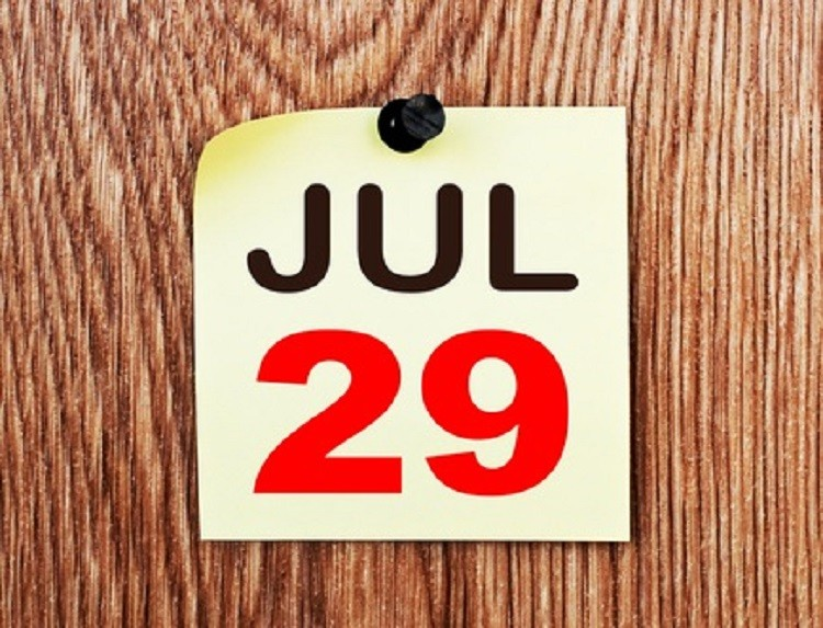 AGM date confirmed for Wednesday 29th July