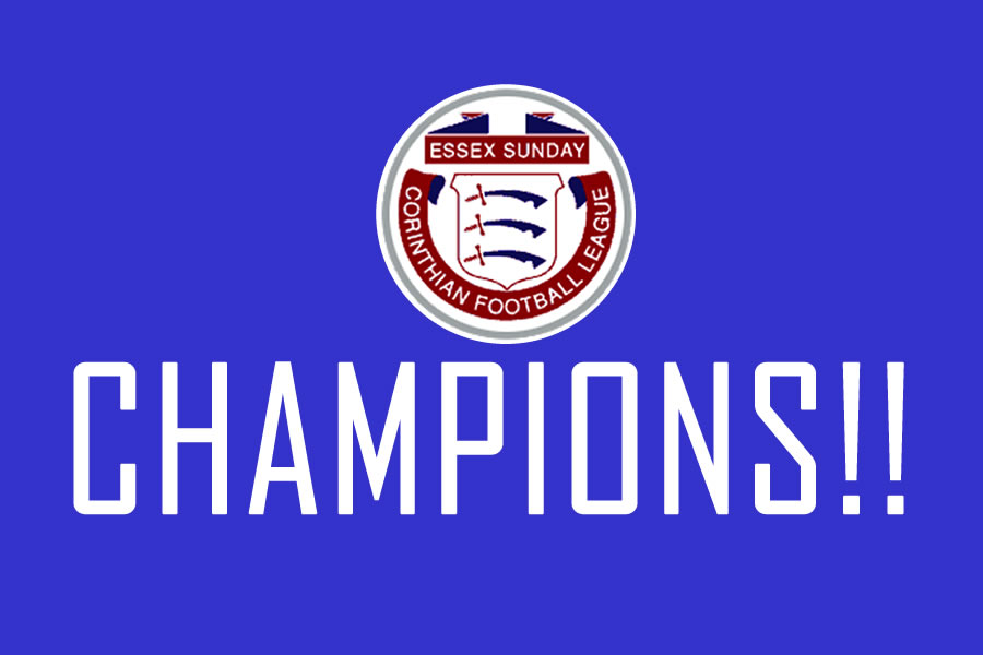 Flanders and E4 Rangers crowned LEAGUE CHAMPIONS