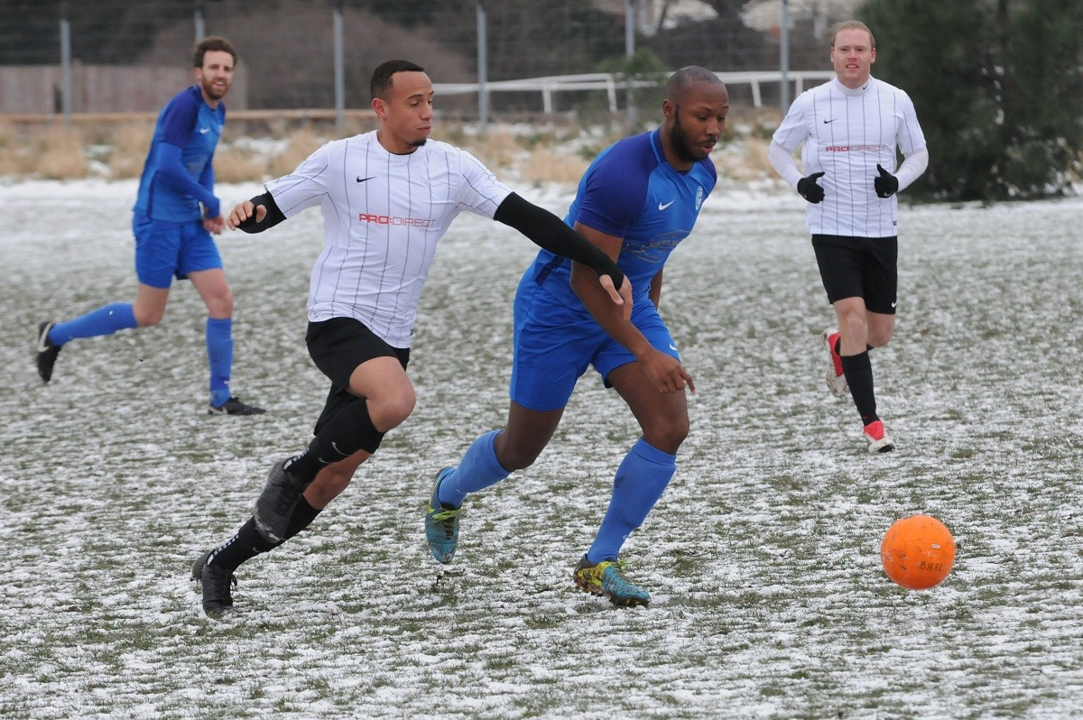 WEEK 27 REVIEW: Round-up of Sunday's snow affected football action