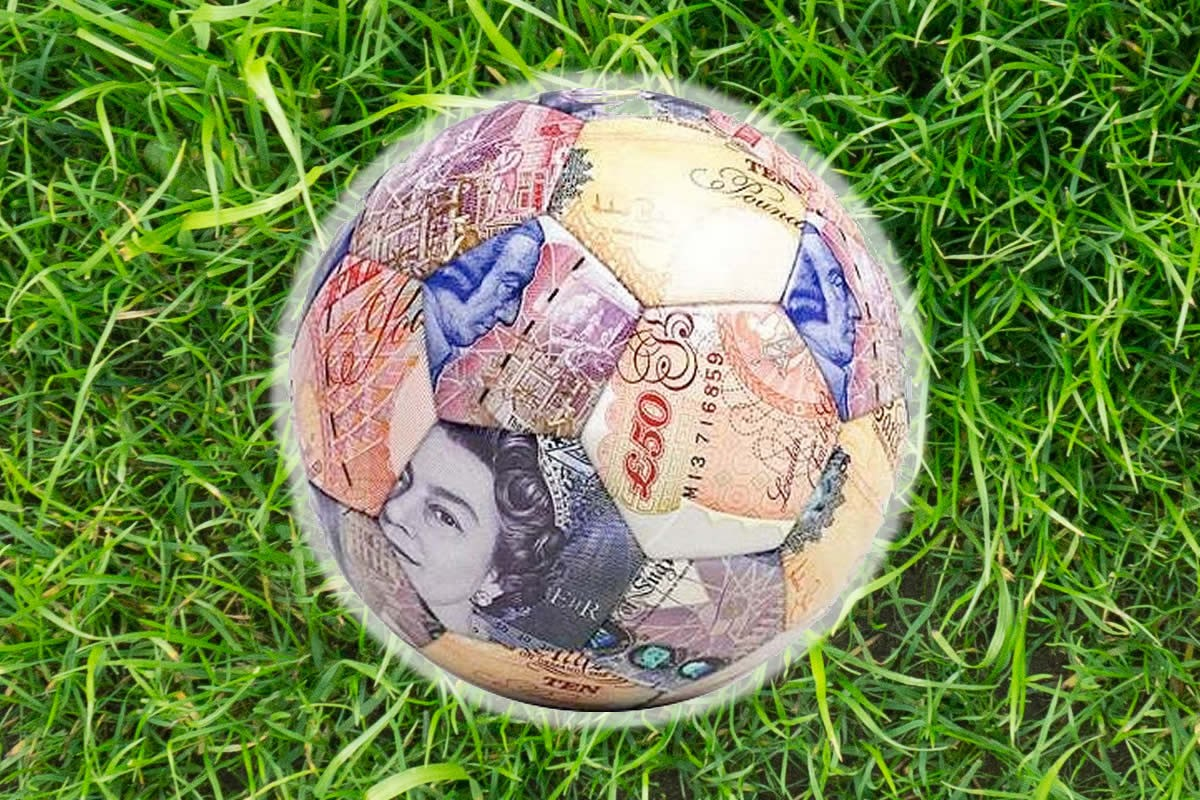 Help with grassroots football club finances