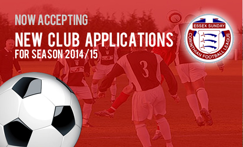 New club applications are being accepted