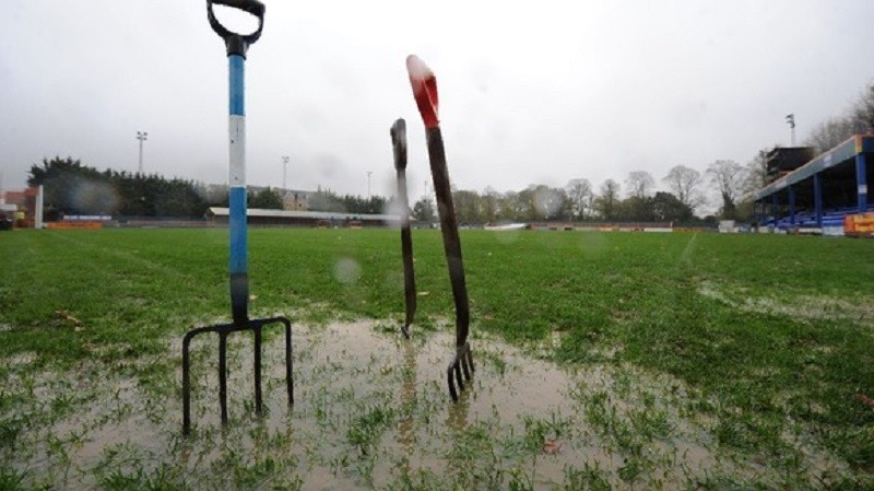 Guidance on match postponements due to adverse weather