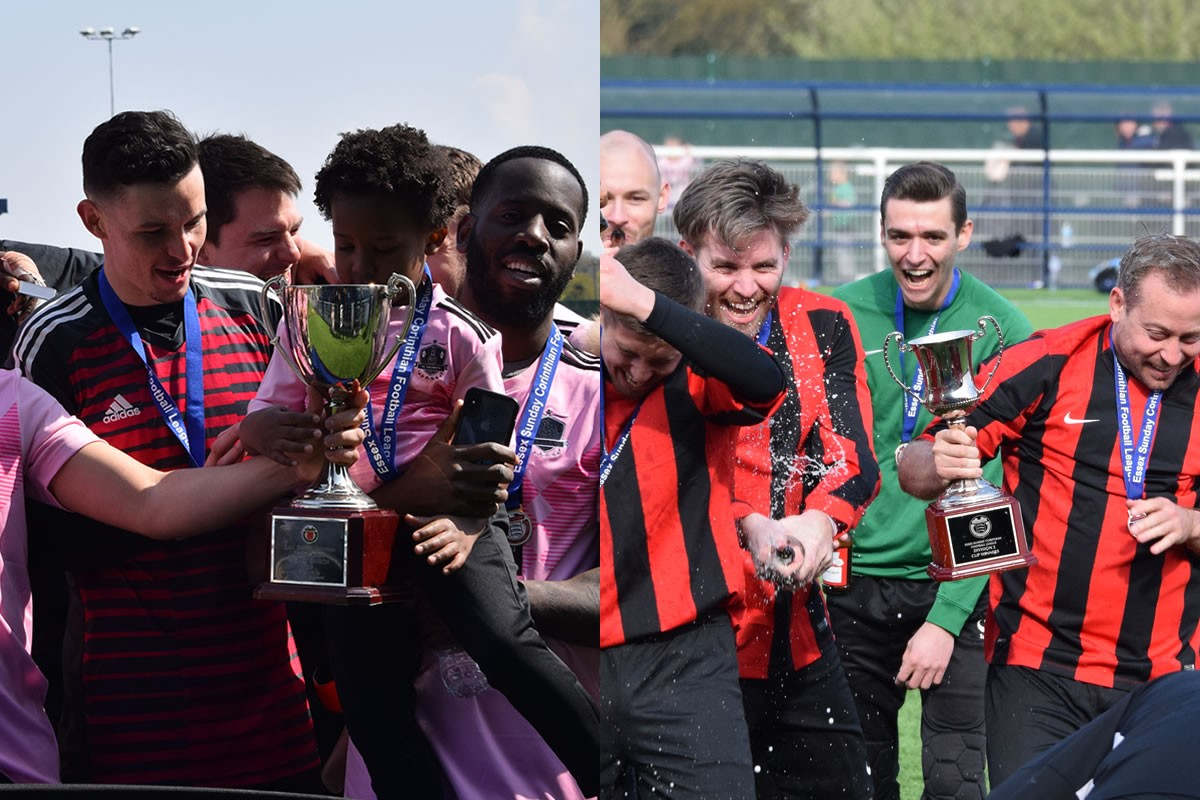 Cup final glory for El Valiente and Goresbrook