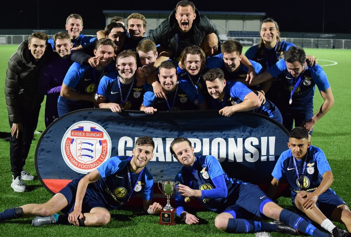 SL Menfica secure double with stunning Division 1 Cup victory